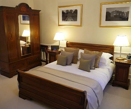 Bedroom at Goldsborough