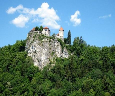 Ble Grad Castle Slovenia