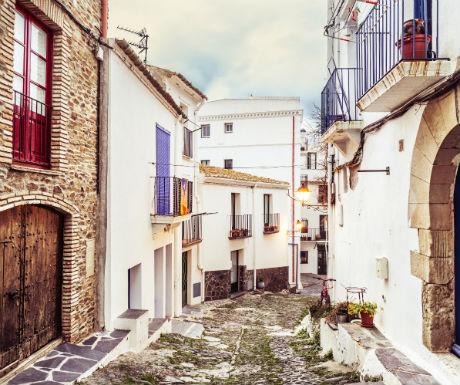 Cadaques street