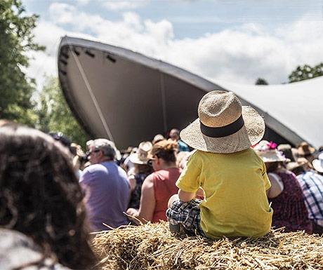 Cornbury Music Festival 2016