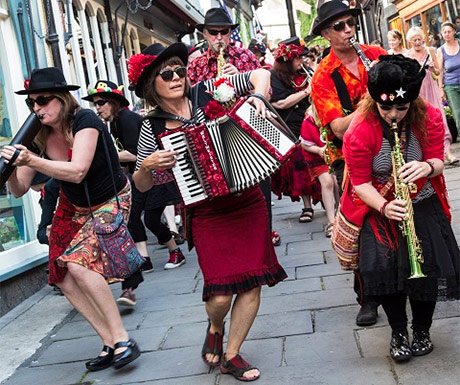 Frome Festival 2016
