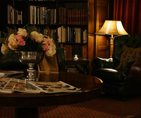 Lounge at Goldsborough Hall