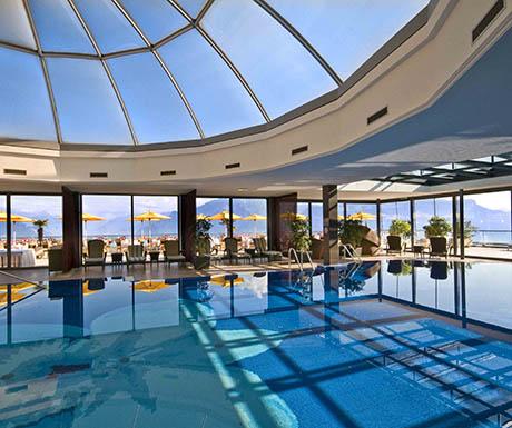 Mirador spa and resort Givenchy Spa, Vevey