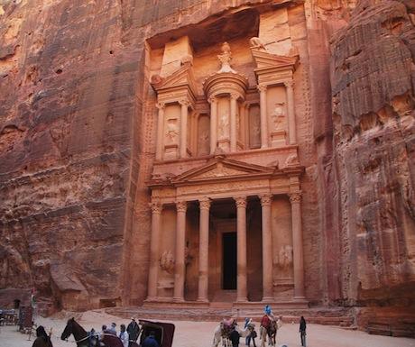 Petra-the money shot