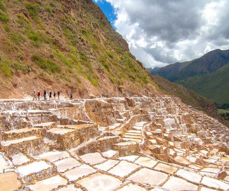 Salt Mines of Moras