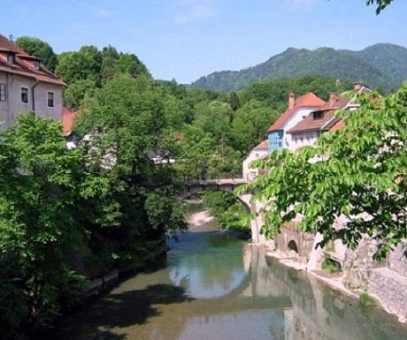 Skofja Loka Slovenia