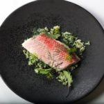 Recipe of the week: Steamed red snapper, pickled mustard greens, lime butter
