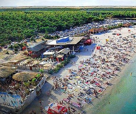 Zcre Beach, Pag