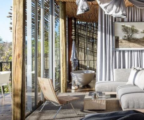 Singita Lebombo - refurbished and upgaded