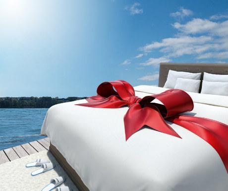 Bed Geneva