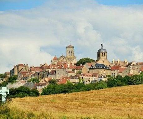 Burgundy cruise Vezelay tour