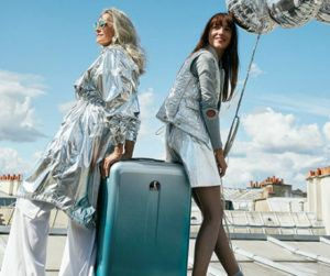Win some limited edition DELSEY luggage!