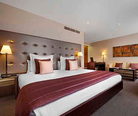 Executive Room K West hotel, London