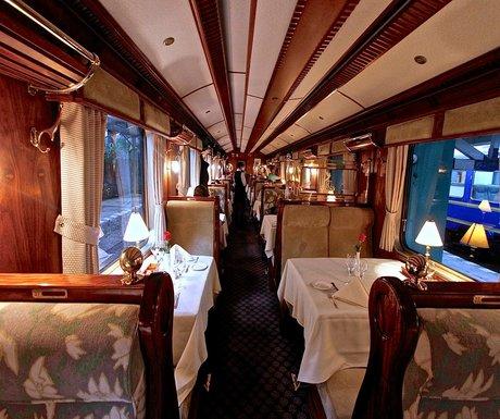 Hiram Bingham Deluxe Train