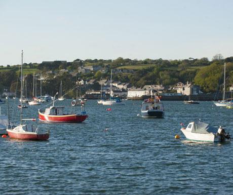 Sailing Falmouth Adam Gibbard