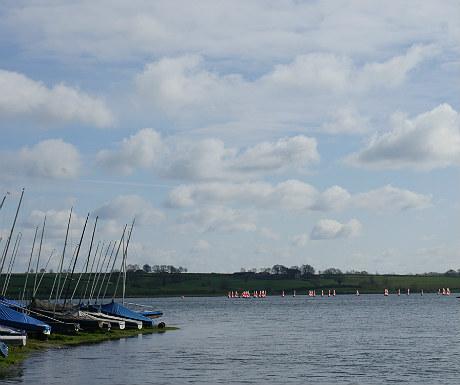 Sailing at Northampton