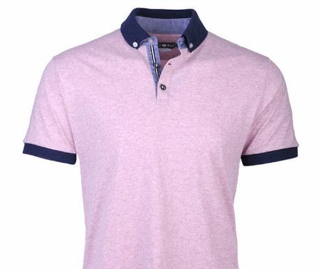 Stone Rose Polo - Wimbledon Soft Pink