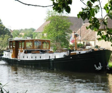 The Randle canal cruise