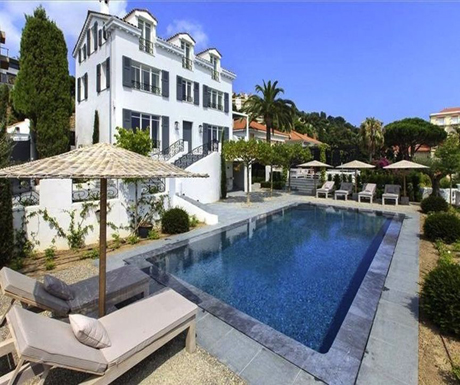 Villa Lauder, Cannes