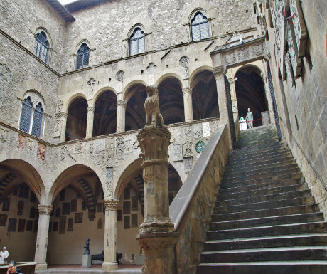 first time florence bargello