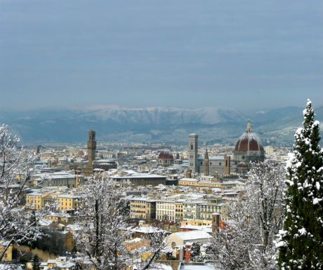 first time florence winter