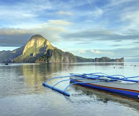El Nido in the Philippines