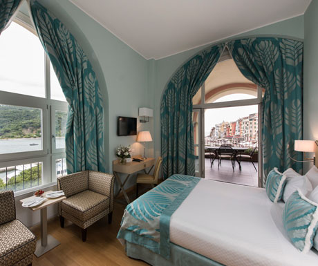 Portovenere Suite room