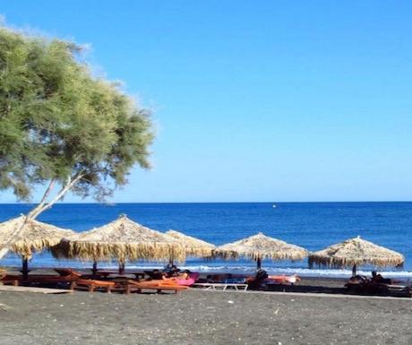 5. Agios Georgios Beach