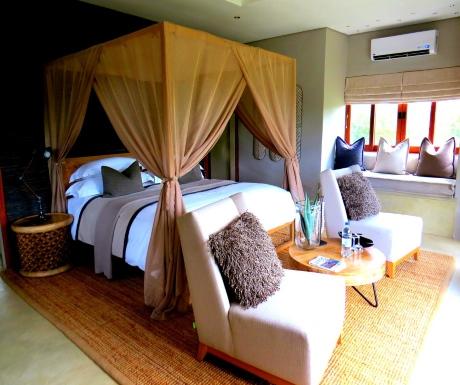 Bedroom at Sabi Sabi Bush Lodge