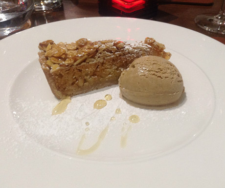 Bronze Pig dessert