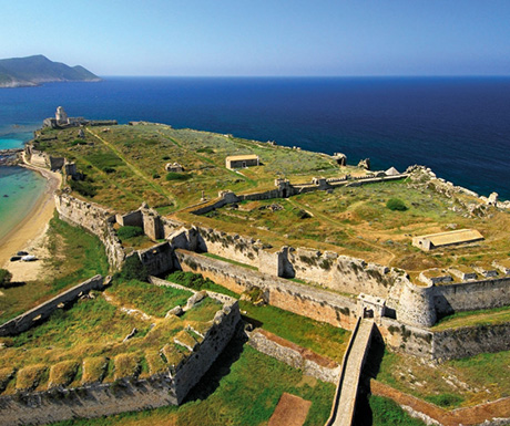 Castle of Methoni