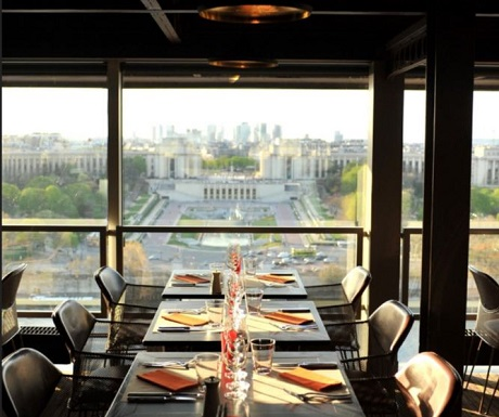 Dine in the sky - 58 Tour Eiffel