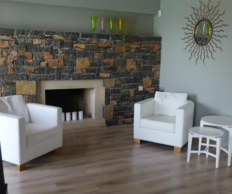 Elounda Villa living space