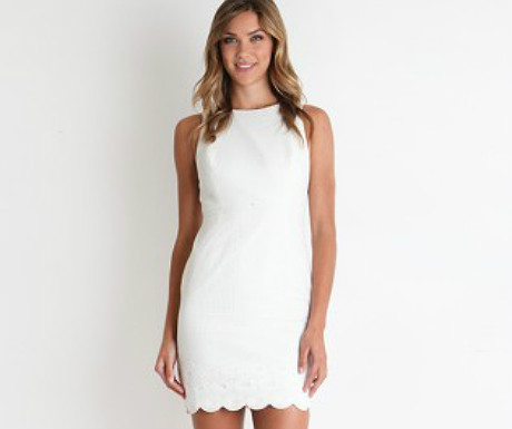 Evelyn crochet dress from Kut from the Kloth