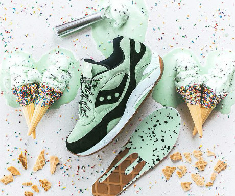G9 Shadow 6 from Saucony