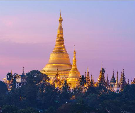 Glamorous Myanmar-Shwedagon 8
