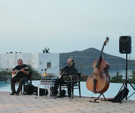 Greek night music