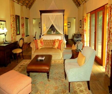 Ivory Presidential Suite at Selati Lodge
