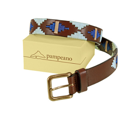 Polo belt from pampeano
