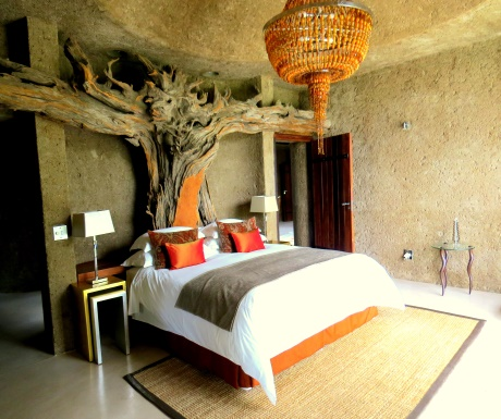 Presidential Suite at Earth Lodge