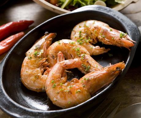 Shrimp guayaquil