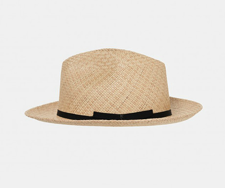 Straw hat from The Kooples