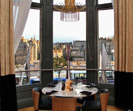 Corner Cafe Edinburgh Menu