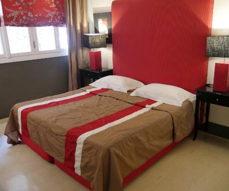 Villa Erato bedroom