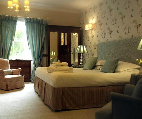 Washy Hall room