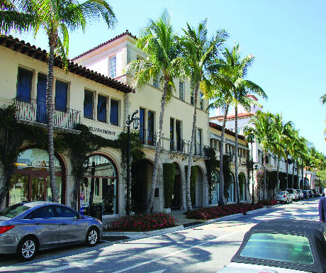 Worth Avenue Palm Beach