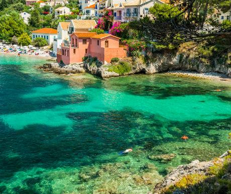 Assos-Kefalonia Greece