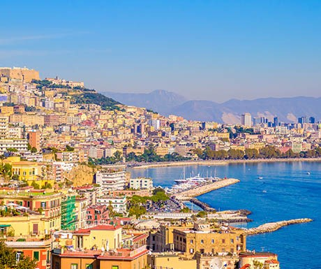 Bay of Naples - Naples