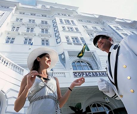 Belmond Copacabana luxury hotel, Rio