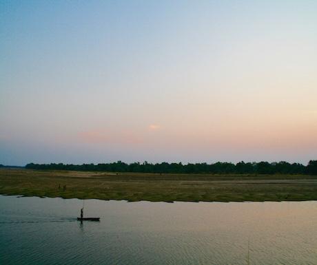 Canoeing safari South Luangwa